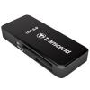 Transcend Multi 4in1 USB 3.0 stick, fekete kártyaolvasó