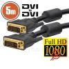 Dual-link DVI kábel 5 m 20392