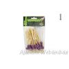 Koktélpálcika bambusz 36db/12cm többféle