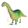 Sétáló Brontosaurus 114 cm