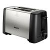Philips HD4825/90 Kenyérpirító, 800 W, 2 szelet, Fekete/Rozsdamentes acél (HD4825/90)