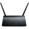 Asus RT-AC51U Wireless router, AC750, 300 + 433 Mbps, 4 x RJ45 10/100 Mbps, USB 2.0, Fekete  ( RT-AC51U )