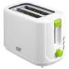 StarLight Star-Light TD-G750 kenyérpirító, 750 W, 2 szelet, Pirítás szabályozás, Újramelegítő és olvasztó funkció, Fehér/Zöld (TD-G750)