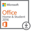 Microsoft Office Home and Student 2016 Win AllLng EuroZone PKLic Onln DwnLd C2R NR (ESD-License-79G-04294)