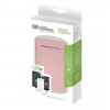 GP PowerBank N302 - 12000mAh hordozható külső akkumulátor pink