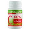 Naturland 100% c-vitamin por (100g)