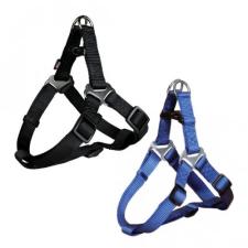 Trixie Premium trx20442 kék nyakörv, póráz, hám kutyáknak
