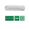 Elmark Led vészvilágító kijárati lámpatest 2.4W