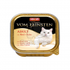 Animonda Cat Vom Feinsten Adult, marha és csirke 24 x 100 g