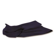 Polár sál, kék (Polár sál, 200 g/m2. Méret: 150 × 25 cm.)