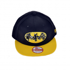 New Era FLORAL INFILL BATMAN OTC Baseball sapka