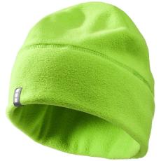 ELEVATE Caliber polár sapka, zöld (Caliber polár sapka, mindkét oldala fésült, bolyhosodásmentes anyagú, a)