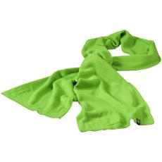 ELEVATE Mark sál, zöld (Mark sál, kétrétegű, körkötött anyag, tisztázott szélek. A sál szélein  tűzött címke,)