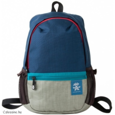 CRUMPLER - Bagbino Backpack deep blue / washed oatmeal