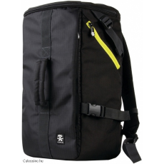 CRUMPLER - Track Jack Barrel Backpack black