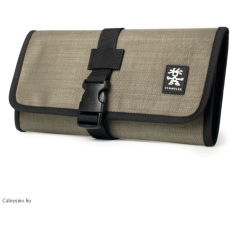 CRUMPLER - Muli Tool Roll black tarpaulin