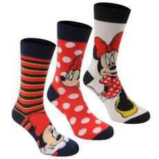 Disney Disney női zokni 3 pár/csomag