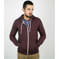 M méret Kapucnis férfi pulóver