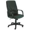 Nowy Styl Swivel chair: MANAGER KD SP-02  leather brown mbk0060242