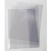VICTORIA Füzetborító, A4, PVC, 90 mikronos, víztiszta, VICTORIA (10db/csom)