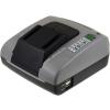 Powery akkutöltő USB kimenettel AEG sarokütvecsavarozó BSS 12 RW