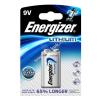 Powery Energizer Ultimate Lithium elem típus FR22  9V-Block 1db/csom.