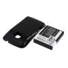 Powery Utángyártott akku Samsung GT-S6500D 2400mAh fekete