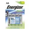 Powery Energizer alkáli elem Mignon AA LR6 4db/csom.