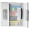 WEDO Zárható kulcszerkrény elektromos zárral, 32 db-os WEDO
