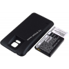 Powery Utángyártott akku Samsung Galaxy S5 fekete 5600mAh
