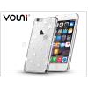Apple Apple iPhone 6 Plus/6S Plus hátlap kristály díszitéssel - Vouni Crystal Star - silver