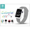 Devia Apple Watch védőtok - Devia Colorful 42 mm - white