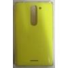 Nokia Asha 502 akkufedél sárga*