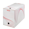 ESSELTE Archiving boxes 200 mm  capacity: 2000 sheets  white 3249441287015
