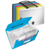ESSELTE Project file with expanding compartments and a handle: Esselte Vivida  black 4049793028460