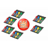 3M-POST-IT Index Tab Promotion Set POST-IT® (683-4)  PP  12x43mm  4+2x35 cards  assorted co 40467193780122