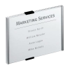 DURABLE INFO SIGN – info plate  dimensions: 210x148.5 mm 4005546400075