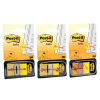 """3M-POST-IT Postit® index filing tabs with a """"hand and pen"""" icon print 0021200718830"""