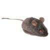 Zooplus Wild Mouse macskajáték hanggal és LED-del - 3 darab
