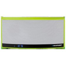 Blaupunkt BT10GR Hordozható Bluetooth-os NFC-s hangfal zöld színben hangszóró