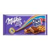 Milka tejcsokoládé 100 g chips ahoy