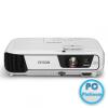 Epson EB-W32 3LCD, WXGA,1280x800,3200ANSI Lumen,15000:1,297x77x234mm,2,4kg,2év,1év,Wi-Fi, lásd részletek