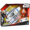 Hero Mashers: Star Wars: Az ébredő erő - X-szárnyú vadász és pilóta