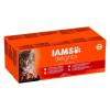 IAMS Delights Adult szárazföld & tenger 48 x 85 g - Szószban
