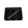 VHBW USB-s akkutöltő 3 rekeszes Gopro Hero típus AHDBT-201 / 301 / 302 / 401
