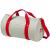 Slazenger York, henger alakú  SLAZENGER sporttáska, piros (York SLAZENGER exkluzív kivitelű, henger alakú)