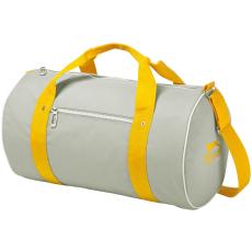 Slazenger York, henger alakú  SLAZENGER sporttáska, sárga (York SLAZENGER exkluzív kivitelű, henger alakú)