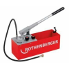 Rothenberger RP 50-S INOX próbapumpa