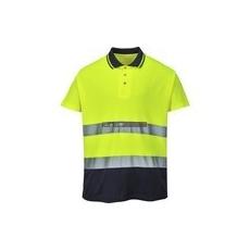 Portwest S174 Kéttónusú pamu komfort póló