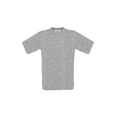 B&C B&C környakas póló, sport grey